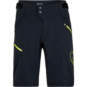 Ziener Neonus X-Function Shorts Men, black/lime